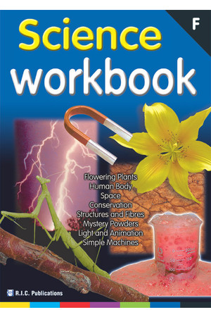 Primary Science Workbook F - Ages 10-11