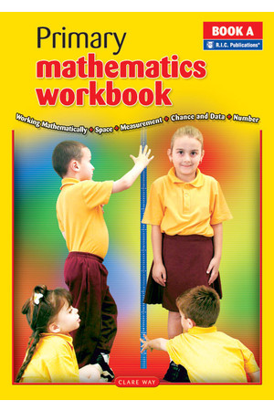 Primary Mathematics Workbook A - Ages 5-6