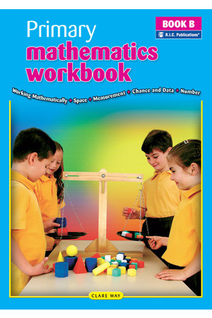 Primary Mathematics Workbook B - Ages 6-7