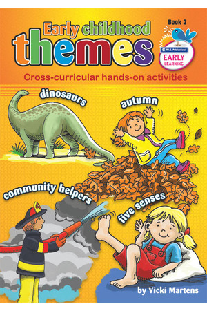 Early Childhood Themes - Dinosaurs, Autumn, Community Helpers and Five Senses