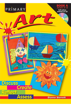 Primary Art - Book A: Ages 5-6