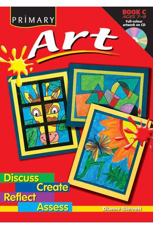 Primary Art - Book C: Ages 7-8