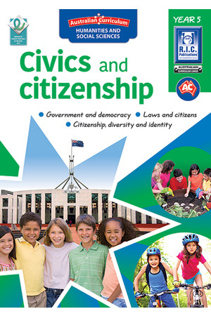 Australian Curriculum Civics and Citizenship – Year 5