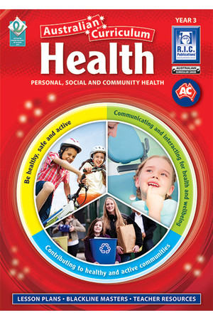 Australian Curriculum Health - Year 3