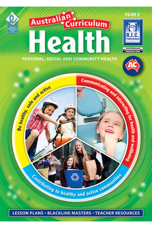 Australian Curriculum Health - Year 5
