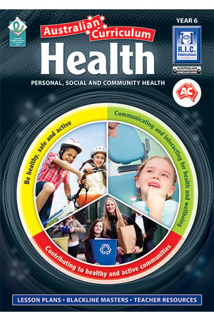 Australian Curriculum Health - Year 6