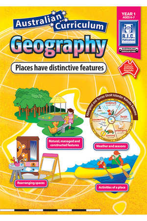 Australian Curriculum Geography - Year 1
