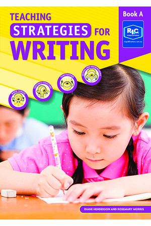 Teaching Strategies for Writing - Book A: Ages 6-7 (Year 1)
