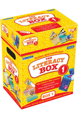 The Literacy Box Series - Ages 5-7