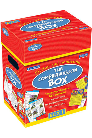 The Comprehension Box Series - Box 1: Ages 5-7