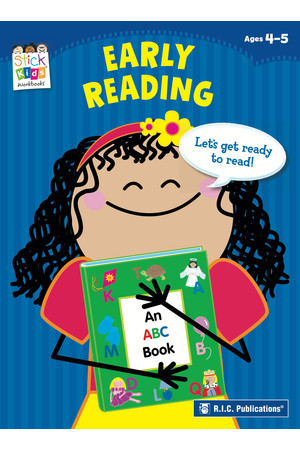 Stick Kids English - Ages 4-5: Early Reading