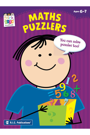 Stick Kids Maths - Ages 6-7: Maths Puzzlers