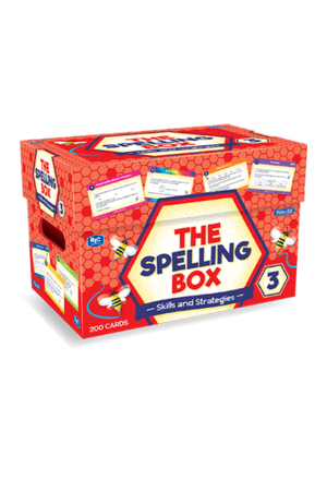 The Spelling Box 3 - (Ages 8-9)