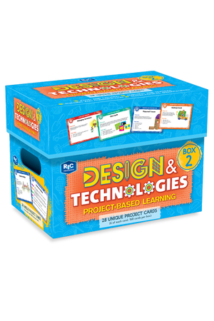 Australian Curriculum Design and Technologies - Box 2