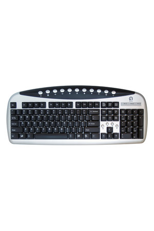 Shintaro Computer Keyboard - Multimedia USB