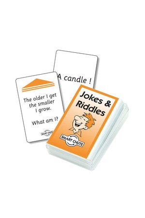 Jokes & Riddles – Chute Cards