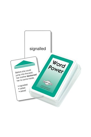 Word Power – Chute Cards