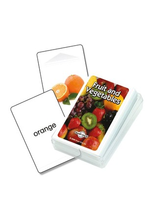 Fruit and Vegetables - Chute Cards