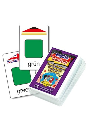 German Basics – Chute Cards