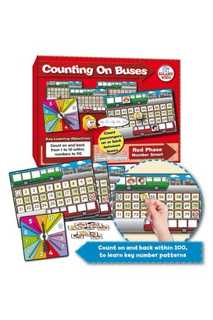 Counting On Buses (Number Smart)