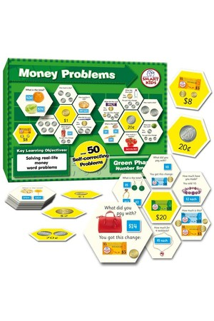 Money Problems (Number Smart)