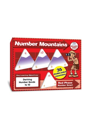 Number Mountains to 10 (Number Smart)