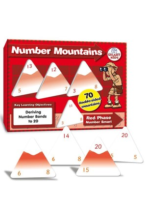 Number Mountains to 20 (Number Smart)