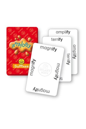 Suffix Families Cards