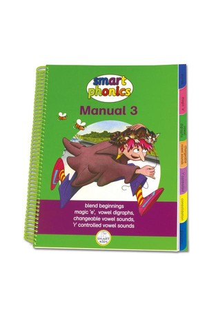 Smart Phonics – Teacher Manual 3