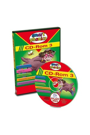 Smart Phonics 3 CD-ROM – Multi User Licence