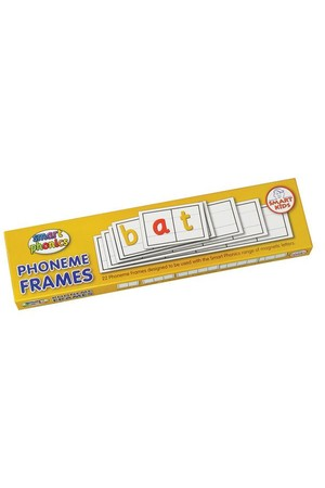 Magnetic Phoneme Frames