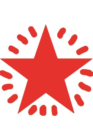 Shiny - Merit Stamp: Twinkle Star (Red)