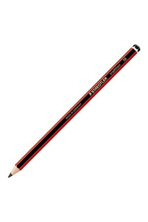 Staedtler Tradition Lead Pencil - 110: 5B (Box of 12)