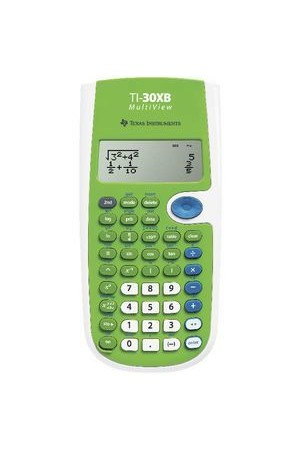 Texas Instruments Calculator - TI30XB Multi View Scientific