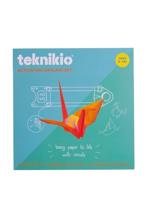 Teknikio - Activating Origami Set