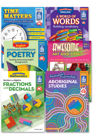 Australian Curriculum BLM Super Pack 2 - Year 4