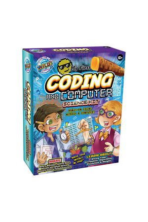 My First Coding & Computer Science Kit