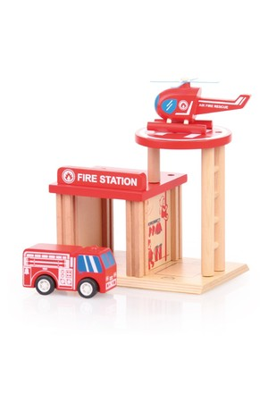 UDEAS - Qpack: Fire Station