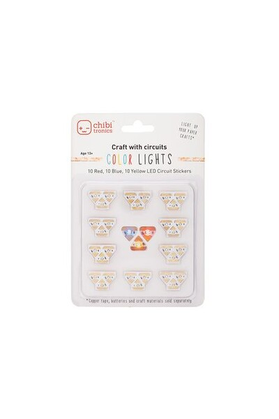 Chibitronics - Colour Lights (Pack of 30)
