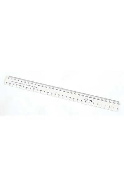 Ruler Clear School - 300mm