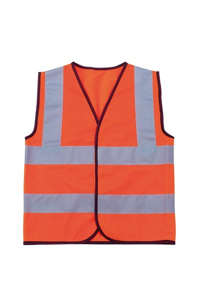 Safety Vest for Kids - Orange