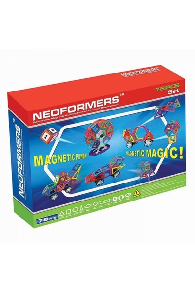 Neoformers - Set (78 Pieces)