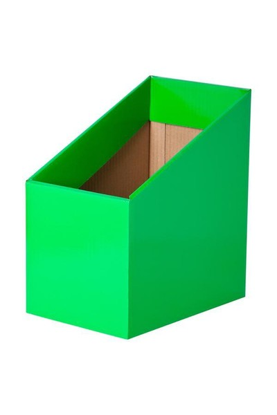 Book Box (Pack of 5) - Green