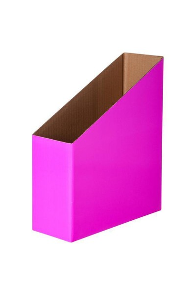Magazine Box (Pack of 5) - Fluoro Magenta