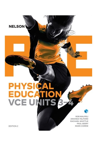 Nelson Physical Education VCE - Units 3 & 4: Student Book with 4 Access Codes
