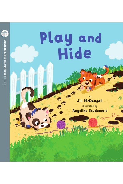 Oxford Reading for Comprehension - Level 1+: Play and Hide (Pack of 6)
