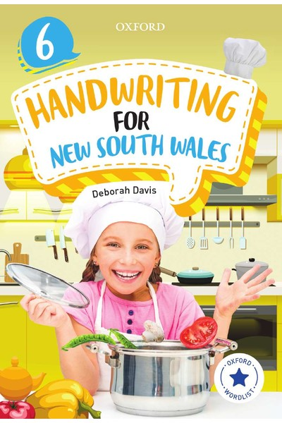 Oxford Handwriting for New South Wales (Second Edition) - Year 6