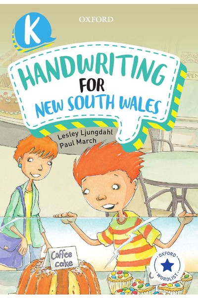 Oxford Handwriting for New South Wales (Second Edition) - Foundation