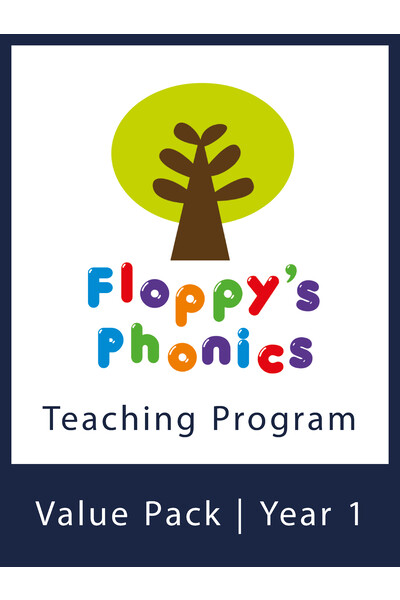 Oxford Reading Tree: Floppy's Phonics - Year 1 (Complete Pack)