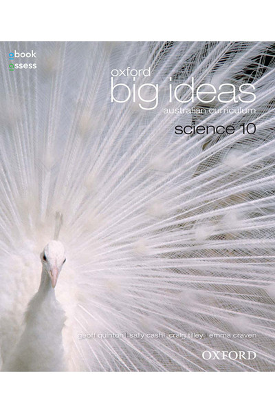 Oxford Big Ideas Science Australian Curriculum - Year 10: Teacher obook/assess (Digital Access Only)